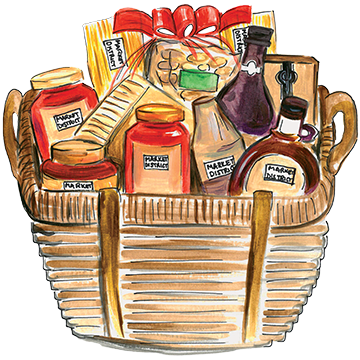 Market district gift baskets nothing simpler gbasker image negle Image collections