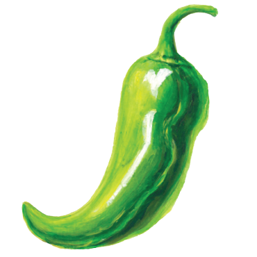 Hatch Chili Pepper
