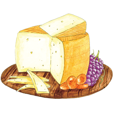 Grilled cheese clip art