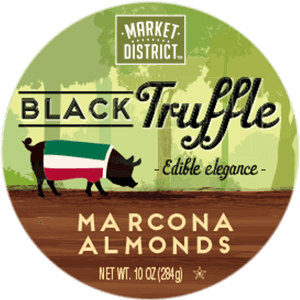 Black Truffle Marcona Almonds