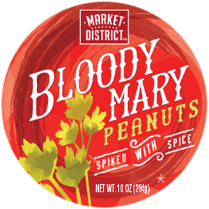 Bloody Mary Peanuts