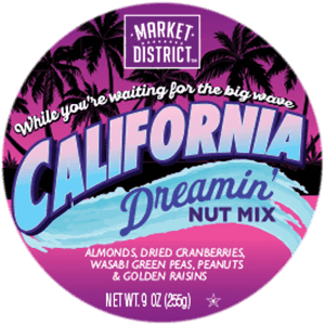 California Dreamin' Nut Mix