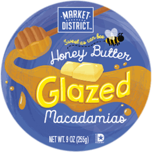 Honey Butter Glazed Macadamias