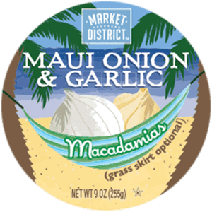 Maui Onion and Garlic