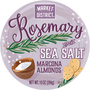 Rosemary Sea Salt Marcona Almonds