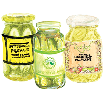 Local Pickles