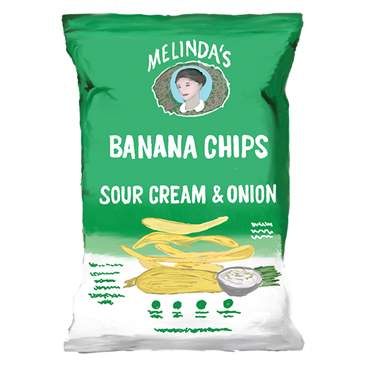 Melinda's Banana Chips