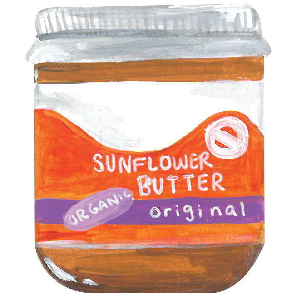 Naturally Nutty Seed Butters