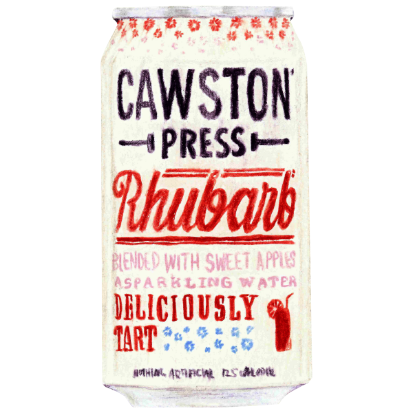 Award-Winning Cawston Press Sparkling Drinks