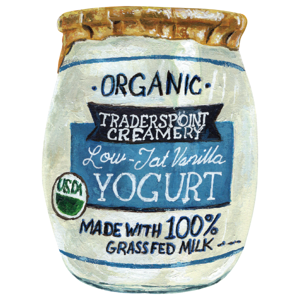 Traders Point Creamery Mini Yogurt