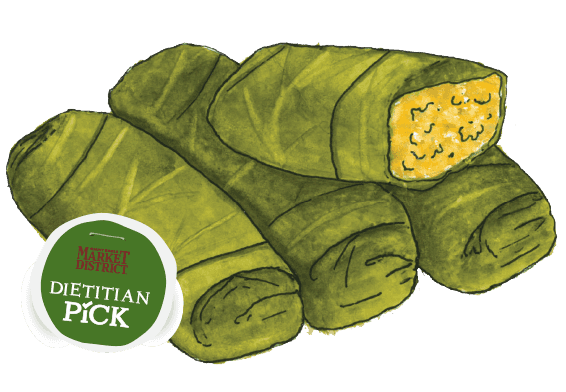 Dolmades (Grape Leaves)