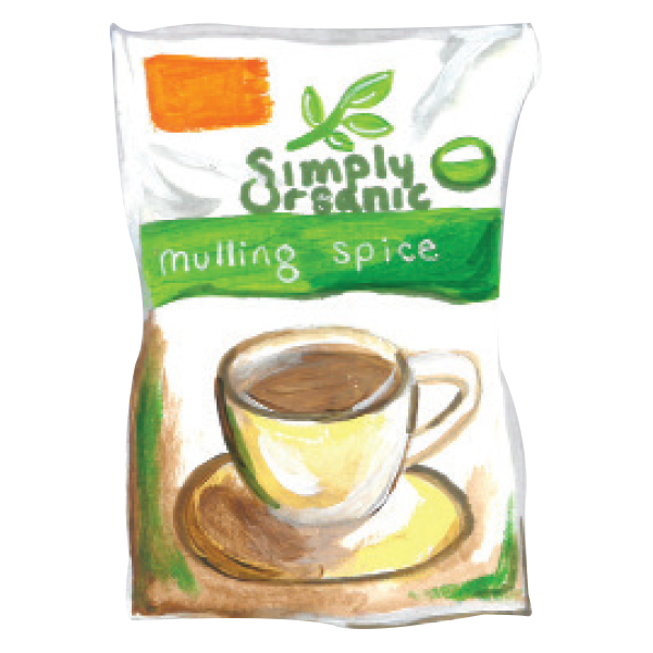 Simply Organic Mulling Spices